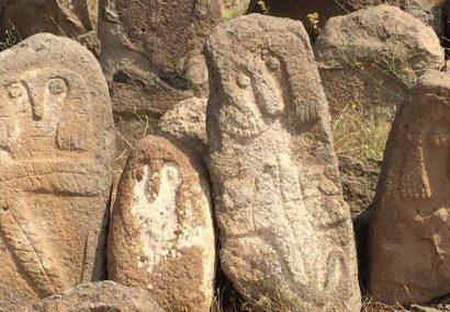 معدن سنگبری سایت باستانی شهر یئری در مشگینشهر شناسایی شد