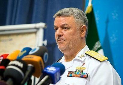 رزمایش نظامی مشترک ایران و روسیه در اقیانوس هند