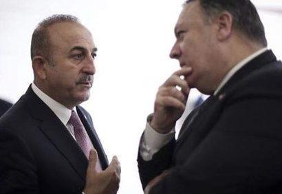 واکنش ترکیه به عقب نشینی آمریکا از سوریه