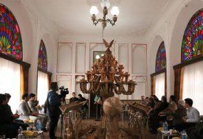 «درخت بشیر صلح و دوستی» در تبریز رونمایی شد