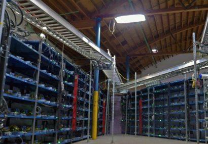۱۶ دستگاه استخراج ارز دیجیتال در بناب کشف شد