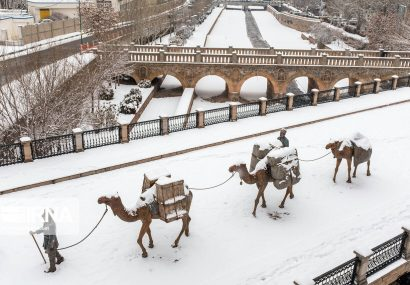 غفلت از گردشگری زمستانی در آذربایجانشرقی