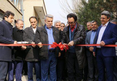 «بازار خودرو» شرق تبریز به بهره برداری رسید