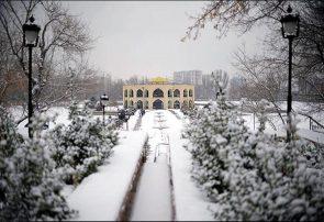اختصاص بیشترین میزان بارش برف در آذربایجان شرقی به بستان آباد