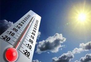 افزایش ۵ تا ۱۰ درجهای دمای هوای آذربایجانشرقی