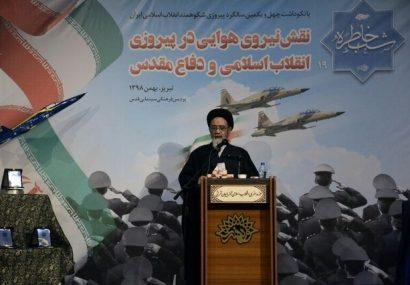 نیروی هوایی ارتش در پیروزی انقلاب اسلامی نقش بی بدیلی داشت