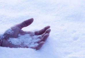 پیدا شدن جسد یخ زده یک زن در کوه عینالی تبریز
