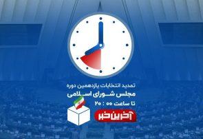 ساعت رای گیری انتخابات مجلس یازدهم در آذربایجان شرقی تمدید شد