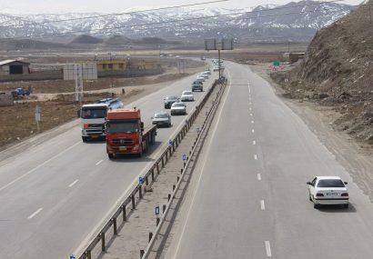 کاهش ۲۰ درصدی تردد خودرو در محورهای آذربایجانشرقی