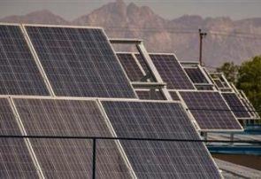 بهرهبرداری از نیروگاه خورشیدی ۹ کیلوواتی در تبریز