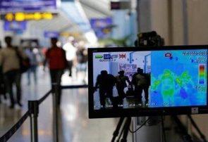 دوربین حرارتی در ورودی ترمینال داخلی فرودگاه تبریز نصب شد