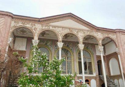پیشرفت ۷۰ درصدی مرمت و بازسازی خانه تاریخی سرخه ای تبریز
