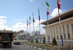 رزمایش سراسری بیولوژیکی ارتش در تبریز برگزار شد