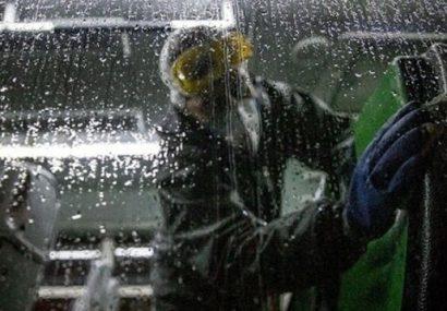 آغاز عملیات مشترک و گسترده ضدعفونی و پاکسازی نقاط مرکزی تبریز با بسیج همگانی