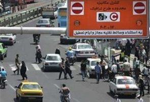 همچنان شاهد وجود ترافیک در هسته مرکزی تبریز هستیم