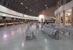 کاهش بیش از ۹۰ درصدی مسافران ورودی و خروجی از پایانه مرکزی تبریز