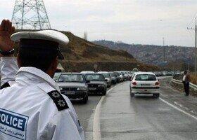 اعمال قانون برای ۵۵۷ دستگاه خودرو در مبادی ورودی و خروجی استان