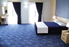 ۹۹درصد ظرفیت اقامتی هتلهای آذربایجانشرقی خالی است