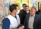 محلول های ضدعفونی در ترمینال تبریز نصب می شود/ پیشگیری از شیوع ویروس کرونا با رعایت بهداشت