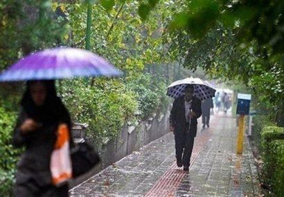 ورود سامانه بارشی به آذربایجان شرقی از شب سه شنبه