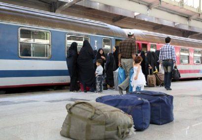 ۶۰ درصد بهای بلیتهای راهآهن منطقه آذربایجان استرداد شد
