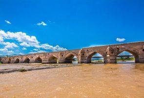 تکمیل مرمت طویلترین پل تاریخی آذربایجان شرقی