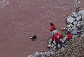 تلاشها برای یافتن پیکر کودک غرق شده در ارس ادامه دارد
