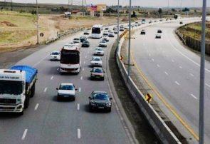 کاهش ۴۸درصدی تردد در محورهای آذربایجان شرقی در فروردین ماه