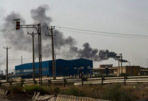 دود سیاه پالایشگاه تبریز به زودی برطرف می شود