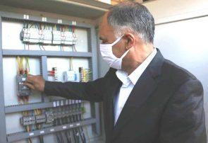 هفت نیروگاه خورشیدی در مراکز فنی و حرفه ای آذربایجانشرقی افتتاح شد