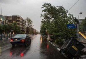 پیش بینی وزش باد شدید در آذربایجان شرقی تا اواخر هفته