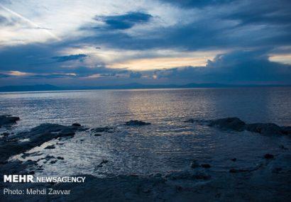 ایجاد امکانات تفریحی در سواحل دریاچه ارومیه/ سطح آب افزایش یافت