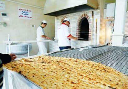 سهمیه آرد نانواییهای متخلف در آذربایجان شرقی قطع میشود