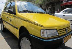 افزایش ۳۱ درصدی کرایه تاکسی در برخی مسیرهای تبریز