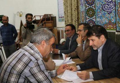 رییس دادگستری آذربایجان شرقی به مشکلات ۱۲۰ نفر رسیدگی کرد