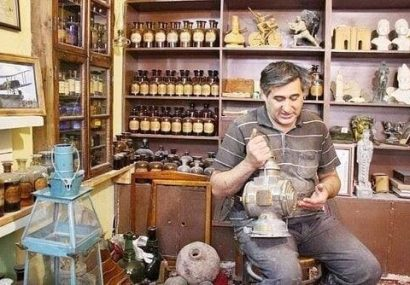 موزه مشاغل با مساعدت شهرداری تبریز دوباره برپا میشود