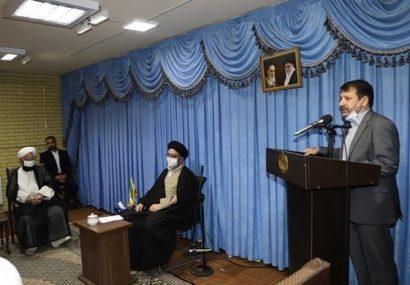 رئیس کل دادگستری استان: حمایت از سرمایه گذاری مشروع و مولد، از اولویتهای دستگاه قضایی آذربایجان شرقی است