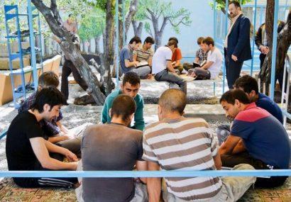 کمپهای ترک اعتیاد در مراغه بازگشایی میشوند
