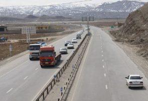 کاهش ۲۲ درصدی تردد خودرو در آذربایجانشرقی