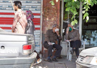 ماسک، پوششی علیه کرونا در آذربایجانشرقی