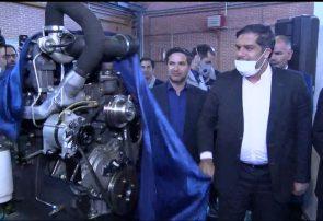 در سال جهش تولید/ موتورهای جدید تراکتور در تبریز رونمایی شد