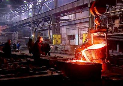 صرفهجویی ارزی ۱.۵ میلیون دلاری با تولید پاروهای فولادی ریختهگری در تبریز