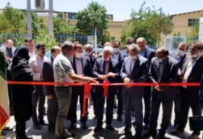دوطرح تولیدی در شهرک شهید سلیمی تبریز به بهرهبرداری رسید
