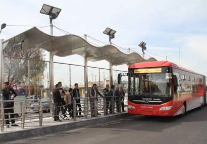 رئیس ستاد پیشگیری از کرونا در شهرداری تبریز: فعالیت ناوگان اتوبوسرانی تبریز متوقف نشده است