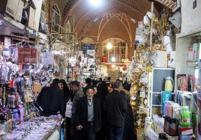 بازارگرمی بازار تبریز برای کرونا