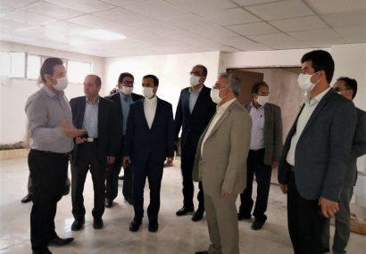 مدرسه هتلداری تبریز ۹۰ درصد پیشرفت فیزیکی دارد