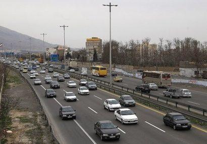 افزایش ۲۰ درصدی تردد در محورهای مواصلاتی آذربایجان شرقی