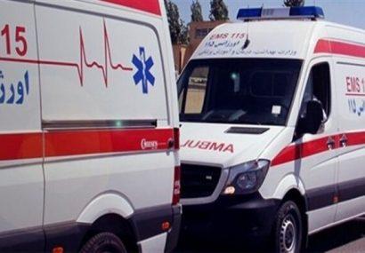 سخنگوی اورژانس آذربایجانشرقی خبر داد؛ گازگرفتگی ۴ نفر در کانال فاضلاب مجتمع ماشینسازی تبریز