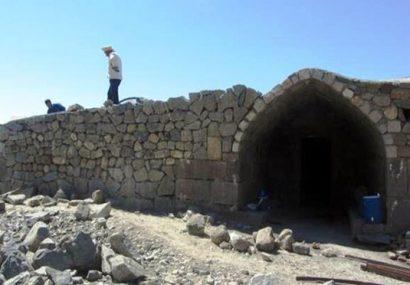 مدیرکل میراث فرهنگی آذربایجان شرقی خبر داد؛ تداوم مرمت و ساماندهی کاروانسرای تاریخی «ایری» ورزقان