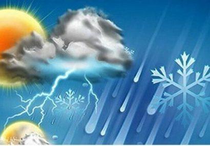 کاهش ۲۱.۴ درصدی بارش در آذربایجانشرقی